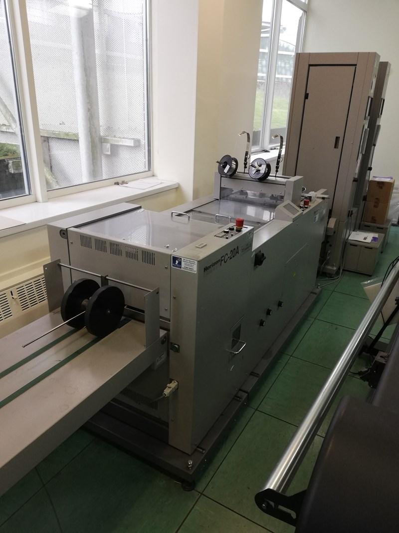Horizon SPF 20A VAC 100AC Booklet Maker