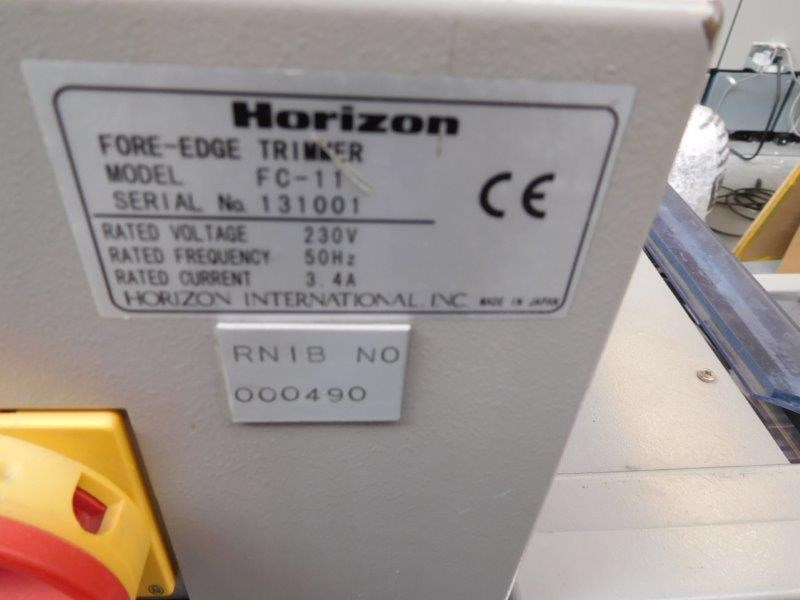 Horizon SPF 10 11 Year 2002