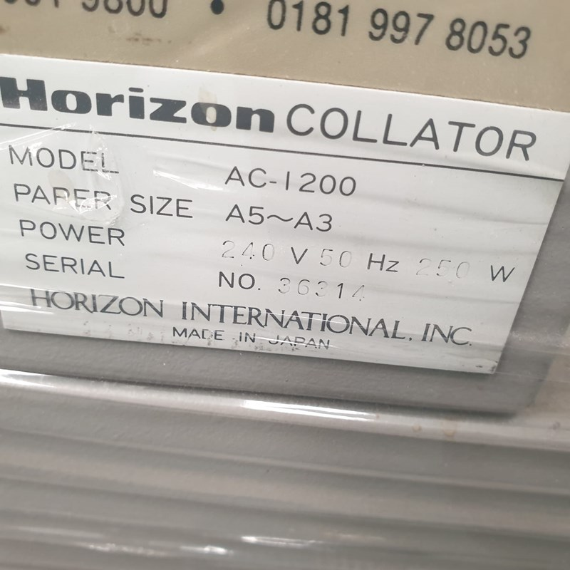 Horizon SPF 10 ll
