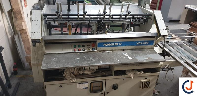 Show details for Hunkeler VEA 520 K