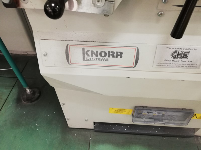 Show details for Knorr RL2 Jogger