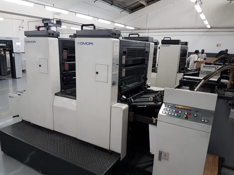 Komori Sprint 226 P Year 1998