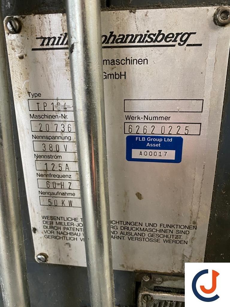 Miller TP 104