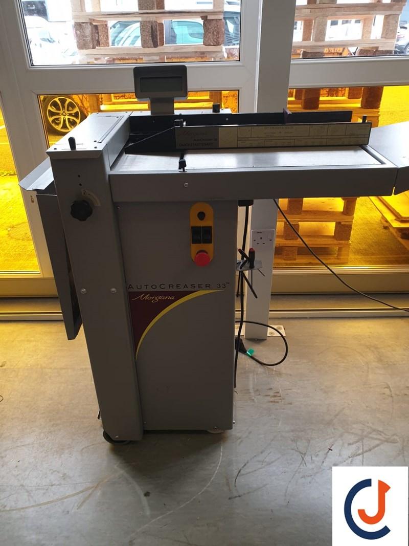 Morgana AutoCreaser 33