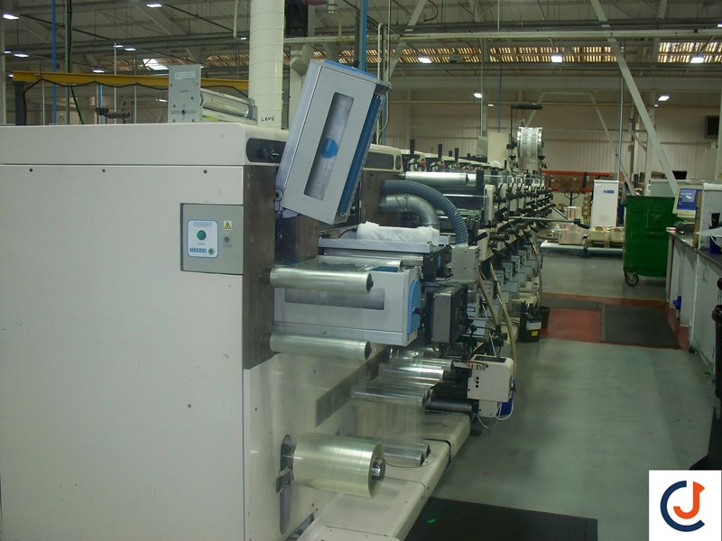 Show details for Nilpeter FA2 500 Series  8 Col