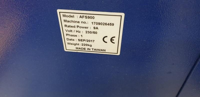Optimax AFS 900
