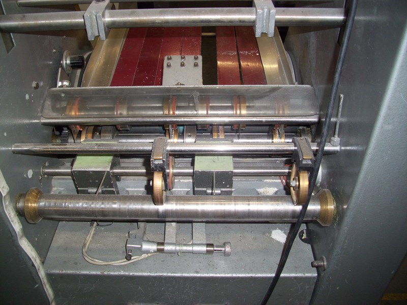 Rollem Auto 4 Friction Feed Perf/Slit/Score