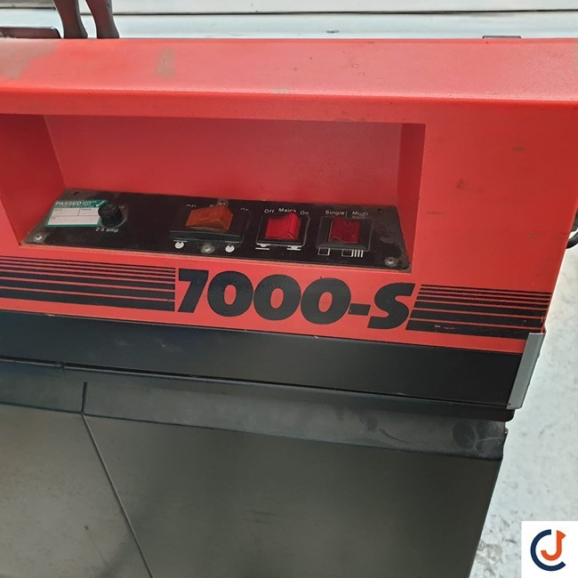 Show details for Socbox  7000S Automatic Crash Numbering Machine