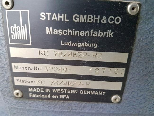 Stahl KC78 4KZ R-RC