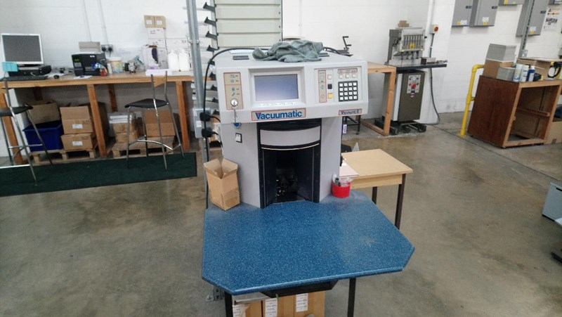 Show details for Vacuumatic Viscount E Paper Counter