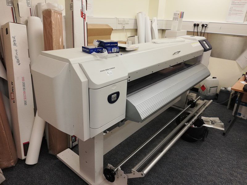 Xerox 8264E Color Wide Format Printer