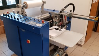 D & K Europe Jupiter  Laminating and coating