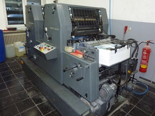 Heidelberg GTO 52Z + NP UNIT Sheet Fed
