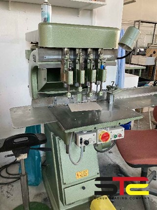 Hang 104-106 Paper Drilling & Punching