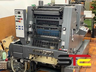 Heidelberg GTO-Z-52 Sheet Fed