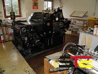 Heidelberg KOR 单张纸胶印机