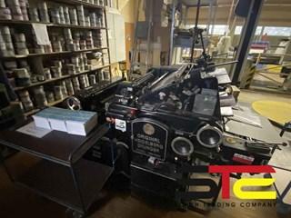 Heidelberg KSB Troqueladoras - Automáticas y Handfed