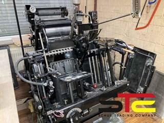 Heidelberg OHT-Hot Foil Letterpress