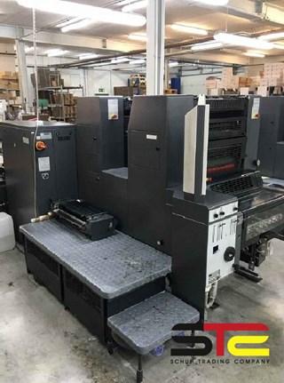 Heidelberg PM-052-2P 单张纸胶印机