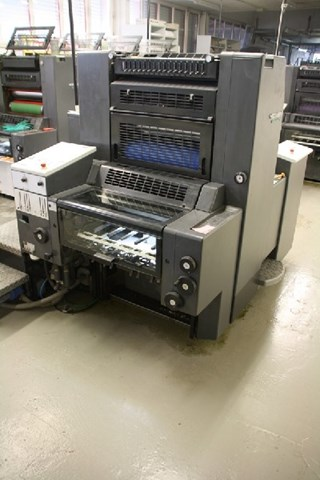 Heidelberg SM 52-1+ Sheet Fed