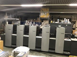 Heidelberg SM 52-5-SE 单张纸胶印机