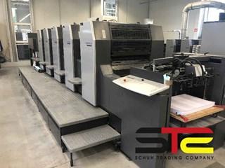 Heidelberg SM-74-5H-P 单张纸胶印机