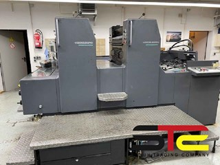 Heidelberg SM-74-2 Sheet Fed