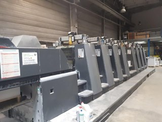 Heidelberg SM XL 75-8-P(C) Sheet Fed