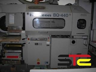 Horizon BQ-440 Hard Cover Book Block Production / Sewing