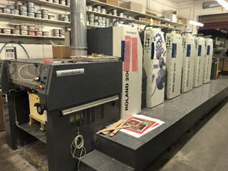 Manroland 205-E Sheet Fed