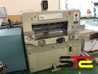 Polar 72-CS Guillotines/Cutters