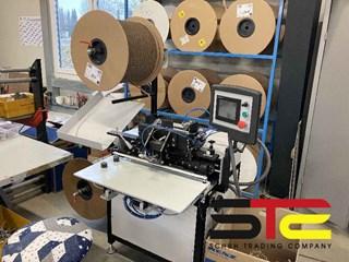 Renz Autobind 500 Calendar Production