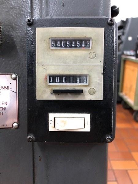 Heidelberg GTO 46+