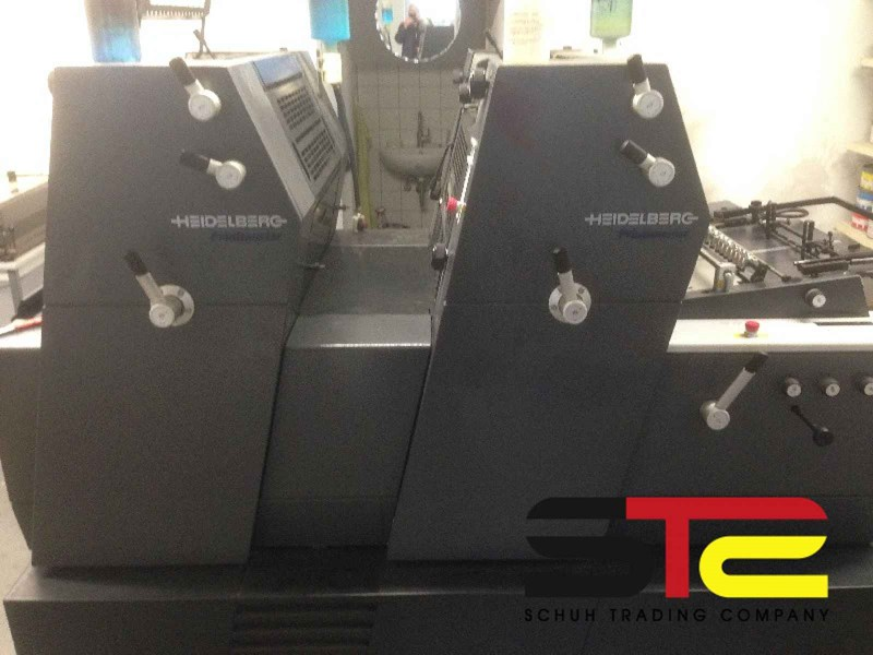 Show details for Heidelberg PM-GTO-52-2