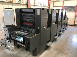 Heidelberg PM52-5 Sheet Fed