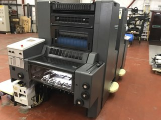 Heidelberg SM52-2P Sheet Fed