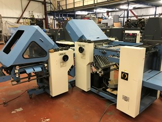 Shoei SPT52 4/4/X Folding machines