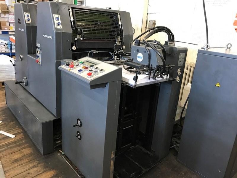 Heidelberg GTOZP-S-52