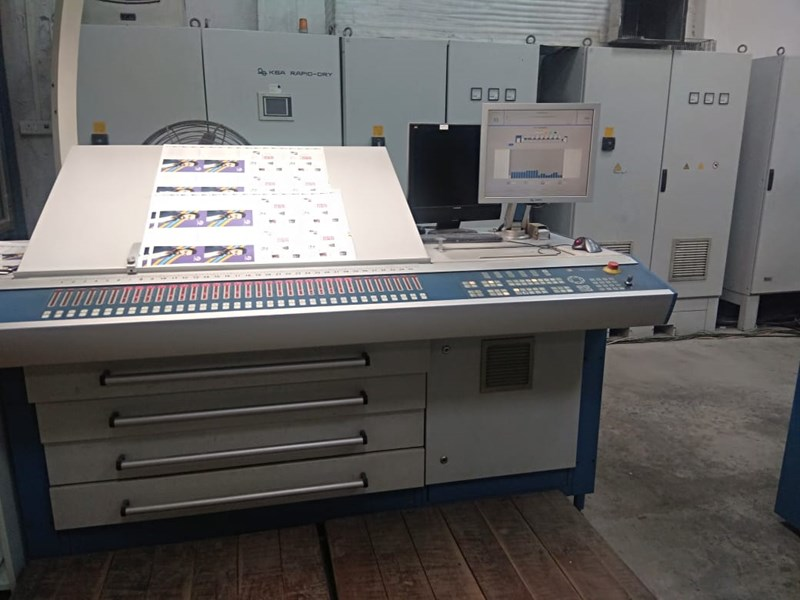 KBA Rapida 105-6L ALV2 CX HYBRID