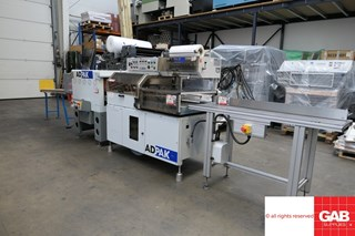 ADPAK EFK250 Wrapping Machines