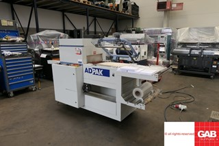 ADPAK SP 4521 PCA Wrapping Machines