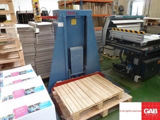 Baumann PL10-600-H pile lift  Pile turner / elevator