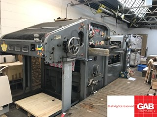 Bobst Autoplatine SP 1080-180T  Die Cutters - Automatic and Handfed