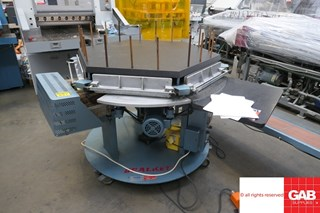 Brackett Circular Padder  Pad Making Machines
