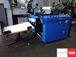 D&K Proteus laminating machine  Laminating and coating