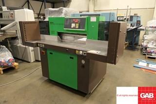 EBA Multicut 10/720 CNC Guillotines/Cutters