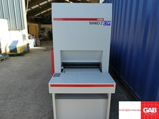 ECRM Mako 2 CTP-Systems