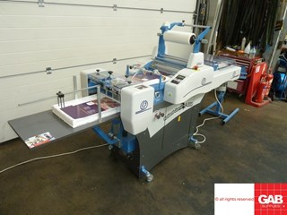 Foliant Gemini Compressor 400A Laminating and coating