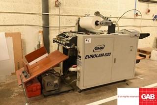 GMP Eurtolam II-520  Laminating and Coating