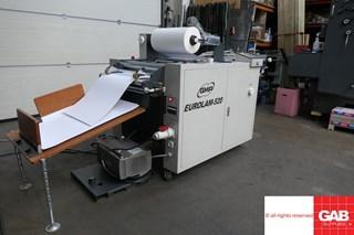 GMP Eurtolam II-520  Laminadoras